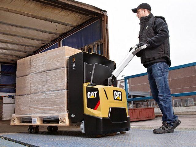 CAT Pallet Trucks from Irish Forktrucks