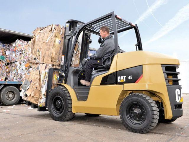 CAT_Diesel_Truck from Irish Forktrucks